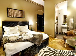 מונטיפיורי 16: מלון בוטיק בת
