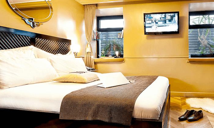 """9 מלון בוטיק מונטיפיורי 16 - חופשה אורבנית בת""""א"""