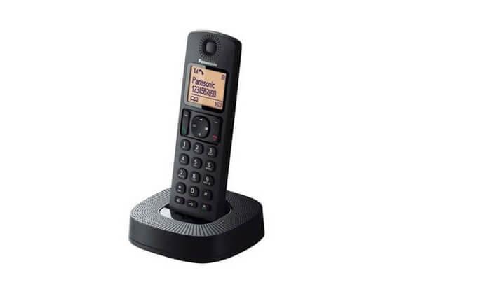 2 טלפון אלחוטי פנסוניק מדגם KX-TGC310 |