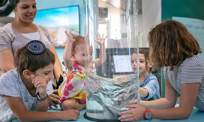 13 מוזיאון המדע בירושלים - כרטיס כניסה לתערוכה