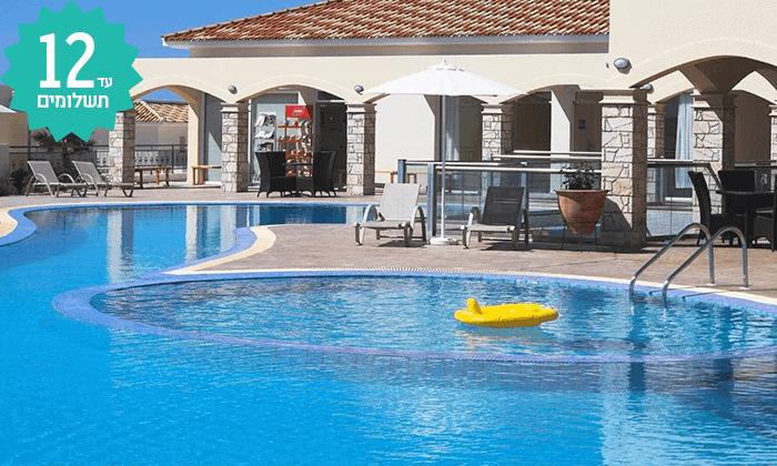 4 חבילת נופש לפאפוס, קפריסין - מלון Club St George