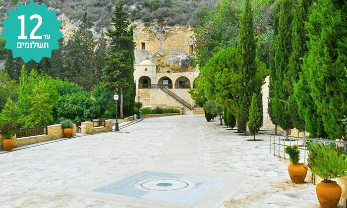 5 חבילת נופש לפאפוס, קפריסין - מלון Club St George