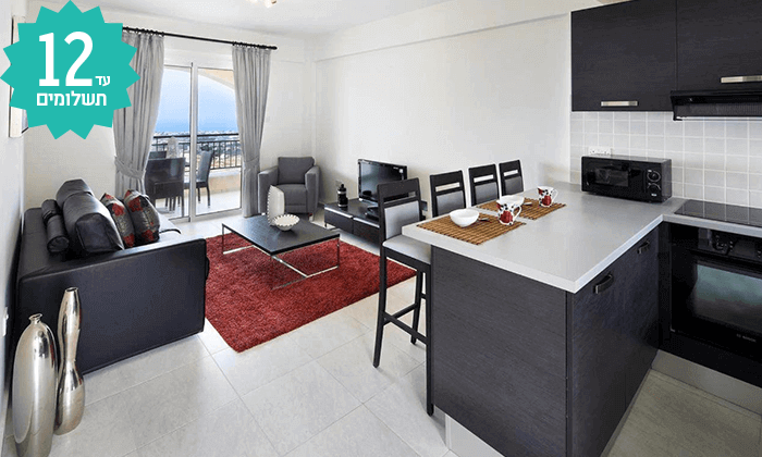 8 חבילת נופש לפאפוס, קפריסין - מלון Club St George