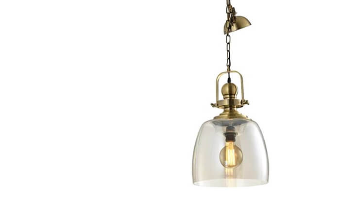 4 ביתילי: מנורת תלייה דגם ברקלי