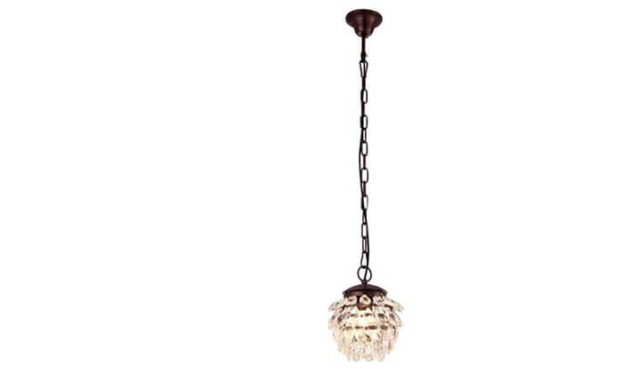 4 ביתילי: מנורת תלייה דגם שיסל קטן