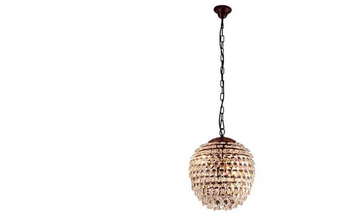 5 ביתילי: מנורת תלייה דגם שיסל גדול