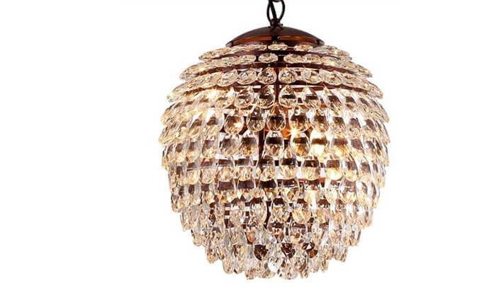 3 ביתילי: מנורת תלייה דגם שיסל גדול