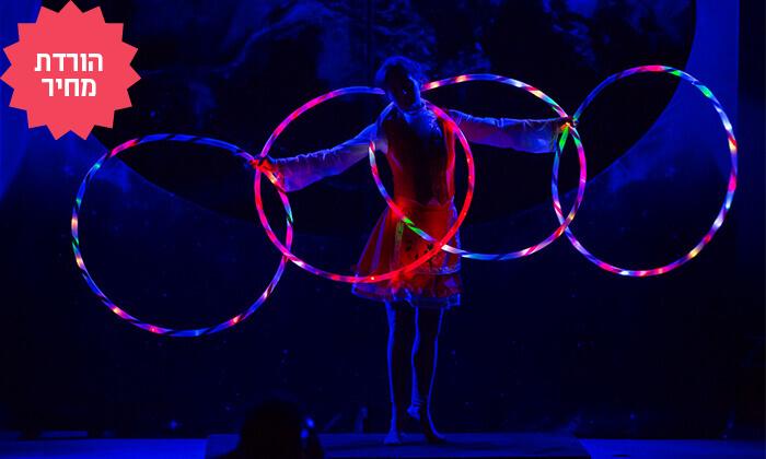 6 מופע הקרקס THE BIG MAGIC CIRCUS בכפר הירוק