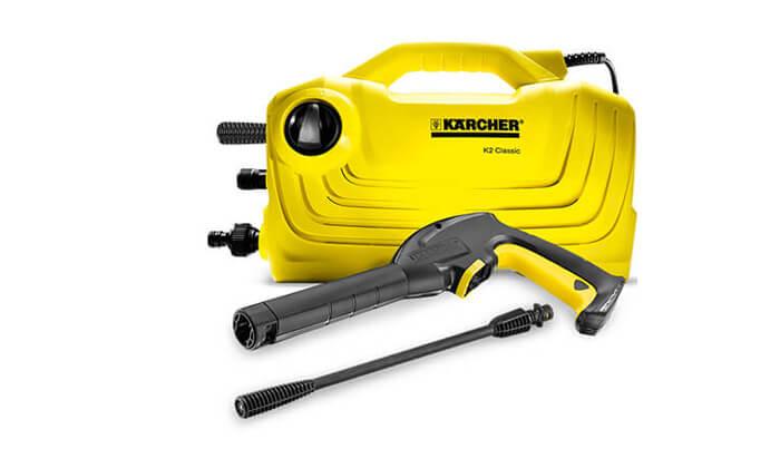 2 מכונת שטיפה KARCHER מדגם K2 CLASSIC