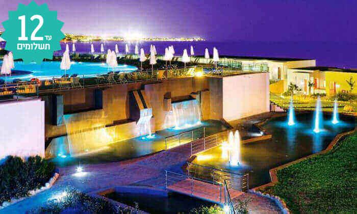 3 חבילת נופש ברודוס - מלון Kresten Royal, כולל חגים