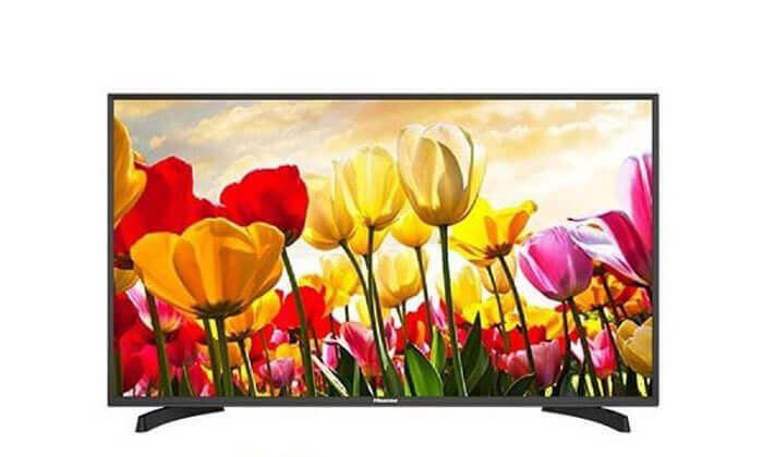 """2 טלוויזיה """"49 HISENSE דגם 49M2160   משלוח חינם"""