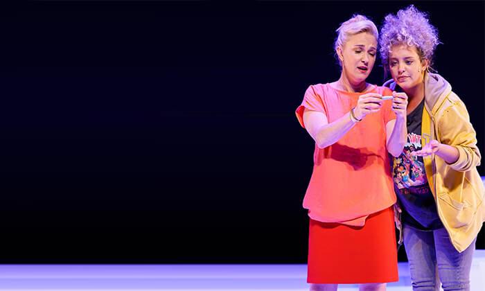 6 כרטיס להצגה 'הריון' - תיאטרון הקאמרי, תל אביב במגוון תאריכים
