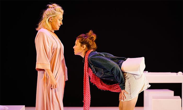 8 כרטיס להצגה 'הריון' - תיאטרון הקאמרי, תל אביב במגוון תאריכים