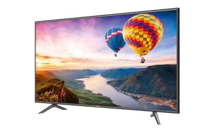 2 טלוויזיה לד חכמה HISENSE דגם 55N3000UW בגודל 55 אינץ'