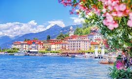 סוכות באגם גארדה, צפון איטליה