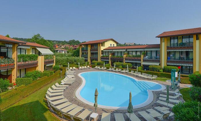 3 חופשת סוכות באגם גארדה, צפון איטליה