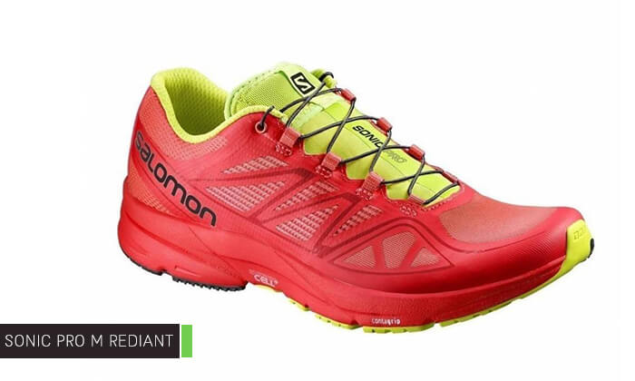 3 נעלי ריצה לגברים ולנשים סלומון Salomon