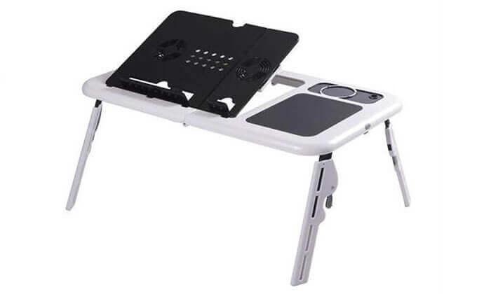 3 שולחן מתקפל למחשב נייד