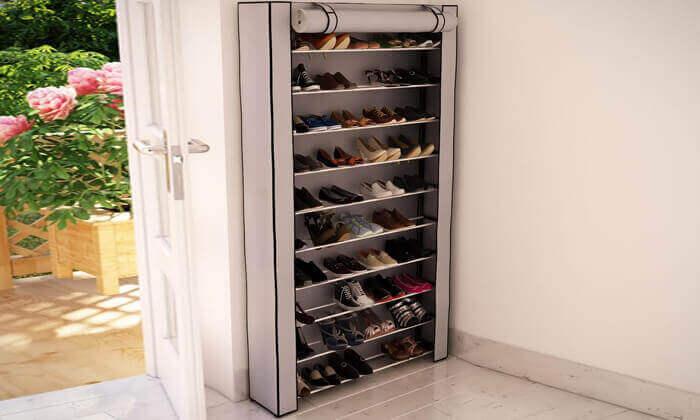 4 ארון לאחסון נעליים