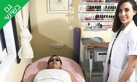 טיפולי הסרת שיער בשיטת IPL