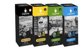 100 קפסולות קפה CAPISTA