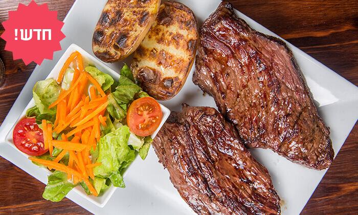 3 מסעדת פיקניה הכשרה ברעננה - ארוחת בשרים כשרה לזוג