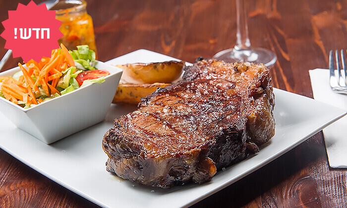 4 מסעדת פיקניה הכשרה ברעננה - ארוחת בשרים כשרה לזוג