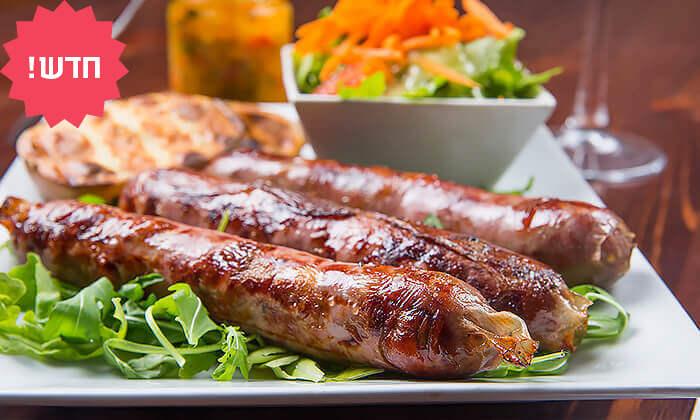 6 מסעדת פיקניה הכשרה ברעננה - ארוחת בשרים כשרה לזוג