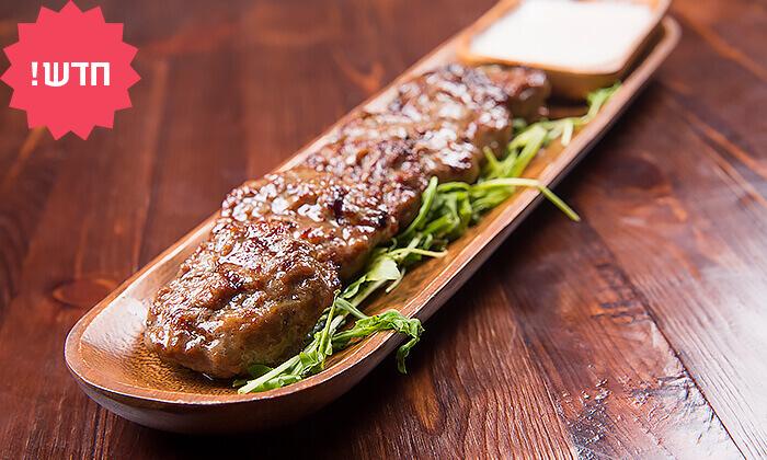 7 מסעדת פיקניה הכשרה ברעננה - ארוחת בשרים כשרה לזוג