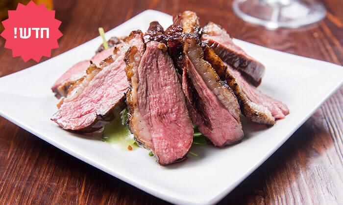 8 מסעדת פיקניה הכשרה ברעננה - ארוחת בשרים כשרה לזוג