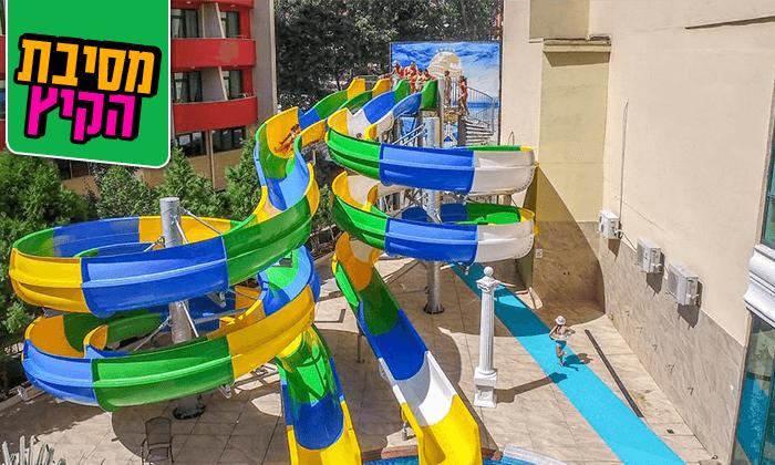 4 חופשת הכול כלול בבורגס - מלון 5* עם פארק מים