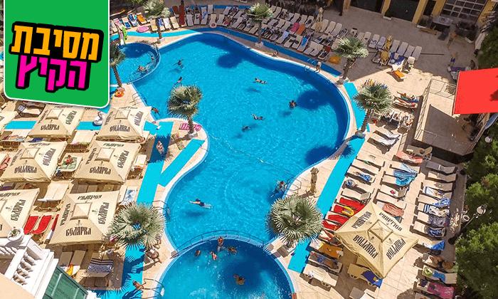 7 חופשת הכול כלול בבורגס - מלון 5* עם פארק מים