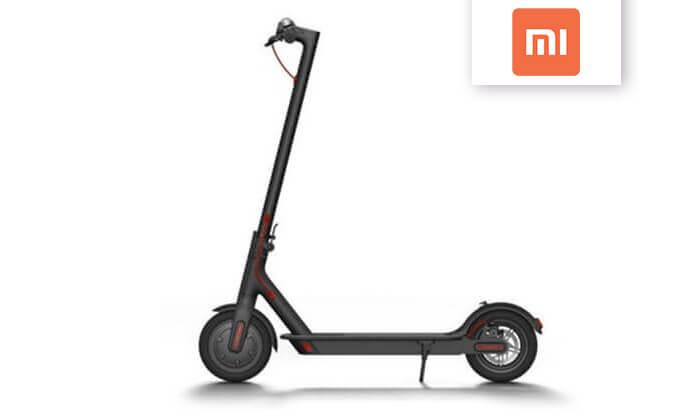2 קורקינט חשמלי Xiaomi דגם Mi Electric Scooter