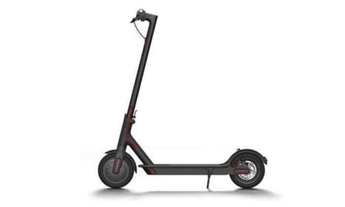 3 קורקינט חשמלי Xiaomi דגם Mi Electric Scooter