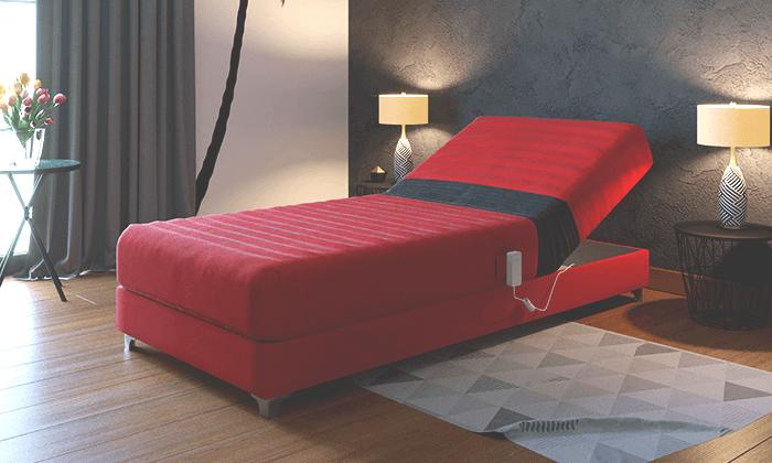 6 מיטה אורטופדית חשמלית RAM DESIGN מדגם לורינו