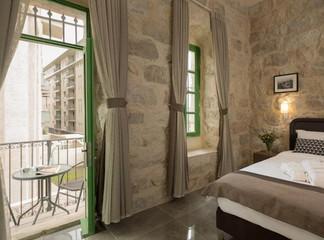 חופשה זוגית במלון מלכה ירושלים