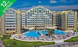 בורגס - מלון סמוך לים