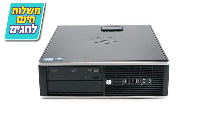 4 מחשב נייח HP עם מעבד i5 - משלוח חינם
