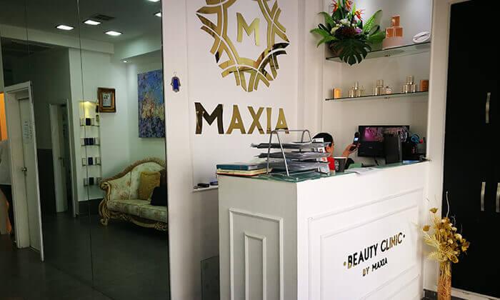 2 עיסוי לבחירה ב-Beauty Clinic Maxia, אשדוד