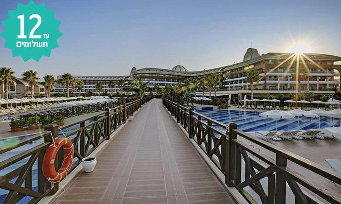 8 חבילת נופש לאנטליה - מלון אולטרה הכול כלול
