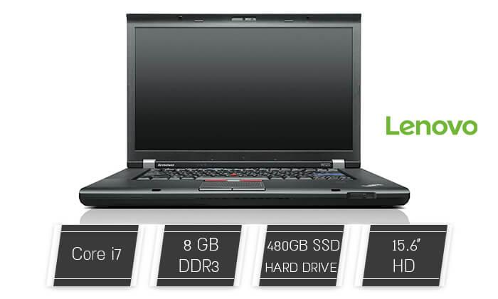 2 מחשב נייד Lenovo עם מסך 15.6 אינץ'