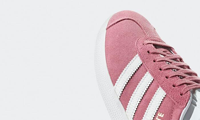 21 נעלי סניקרס adidas דגם Gazelle במבחר צבעים