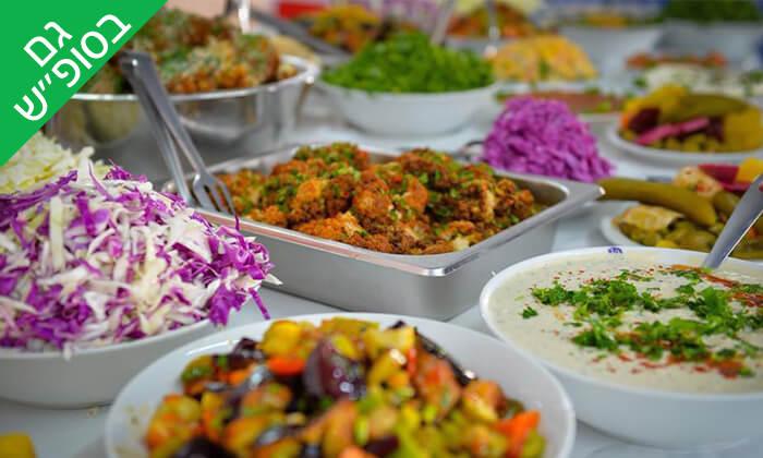 7 ארוחת בשרים זוגית במסעדת אבו שאקרה, חיפה