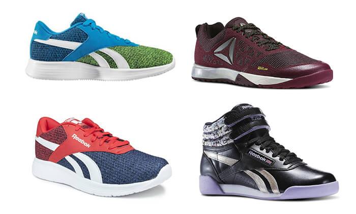 2 נעלי ריבוק Reebok לנשים
