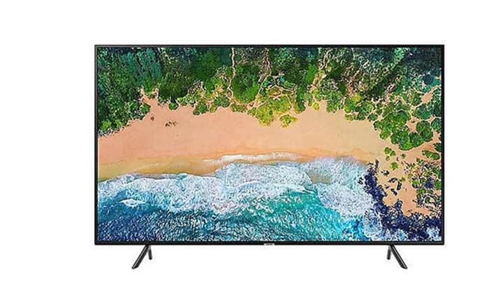 2 טלוויזיה חכמה 43 אינץ'SAMSUNG