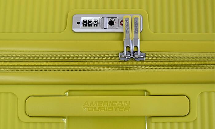7 מזוודה קשיחה