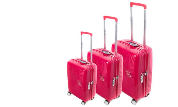 5 מזוודה קשיחה