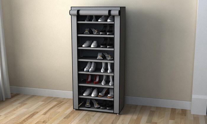 6 ארונית נעליים מעוצבת