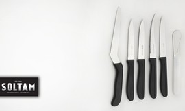 מארז שש סכיני סולתם