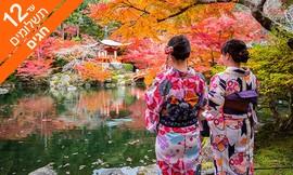 14 ימים ביפן: פריחת עץ הדובדבן